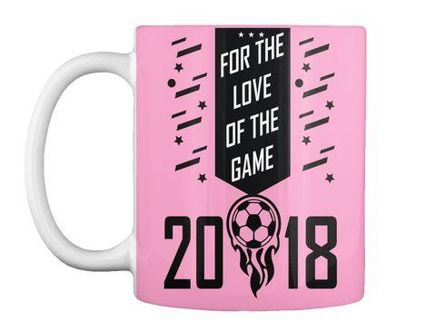 Fifa World Cup Russia 2018 Mug Pink Camo Mug Front #UK  #Russia2018FootballWorldCup #FootballWorldCup2018Tshirt