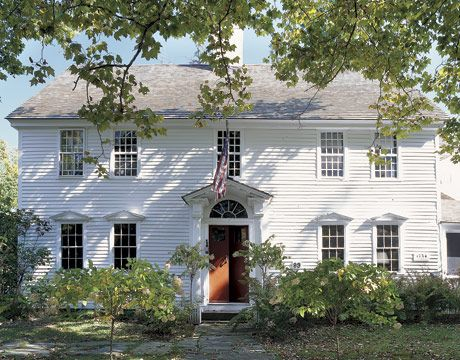 Georgian colonial house images