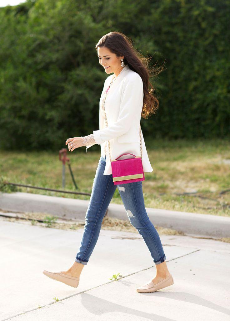 Tod's Gommino - Rachel Parcell Blogger, founder of PinkPeonies.com …