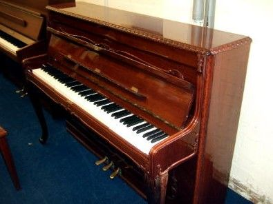 Restored Upright Piano for sale | Petrof Regency | The Piano Workshop