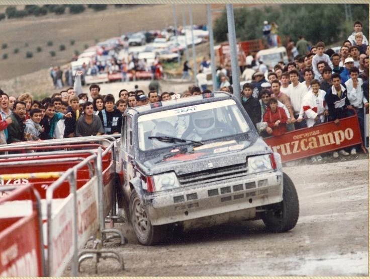 Seat Marbella Proto Seat Sport