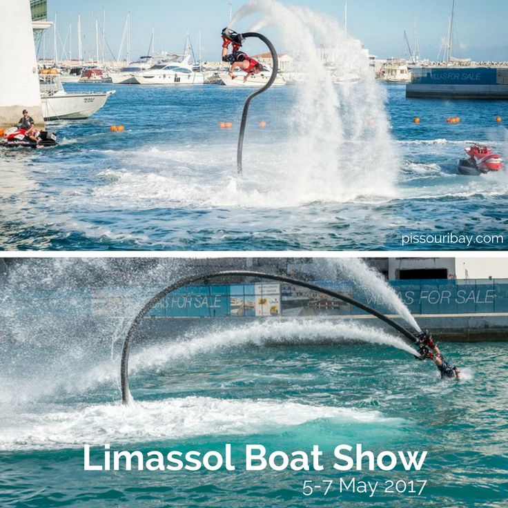 Are you heading to Limassol Boat Show next weekend? This year's event at Limassol marina promises to be even bigger than last, with over 100 exhibitors. Displays and activities from 18:00 on Friday 5 May to the close of play at 20:00 on Sunday.   More info: www.limassolboatshow.com Shared by Nikki at pissouribay.com   #limassolboatshow #limassolmarina limassolevent