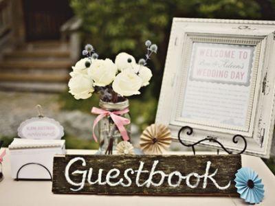 Kreative und unvergessliche Alternativen für Gästebücher – ideal für Ihre Hochzeit 2013!