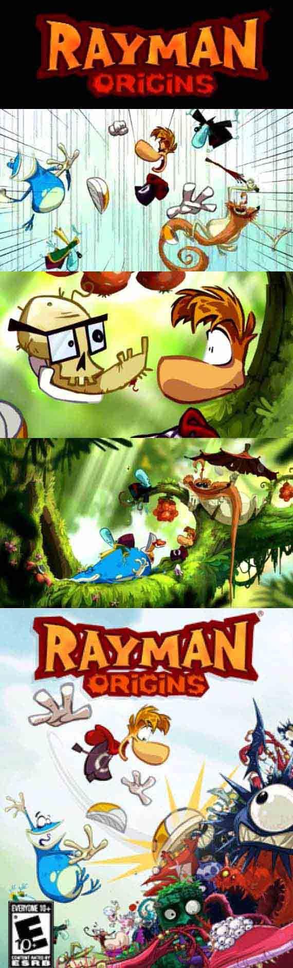 #Platformer2D #Rayman Origins $9.99 until April 3 http://www.levelgamingground.com/rayman-origins-review.html https://www.humblebundle.com/store/rayman-origins