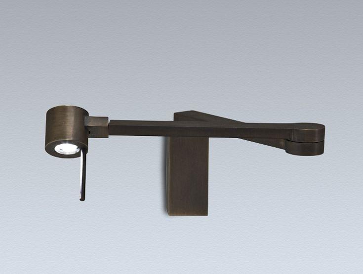 Manhattan Wall Lamp by Contardi