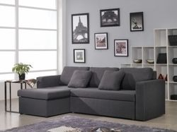 SL 54418 Γωνιακός Καναπές Κρεβάτι 140cm*225cm