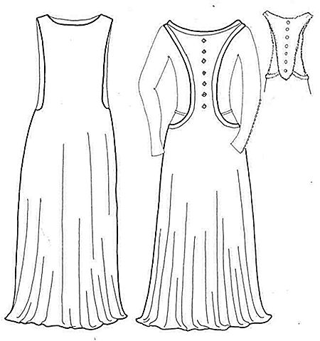 Risultati immagini per disegni moda medievale
