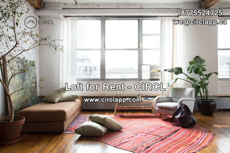 The additional space given to you by a loft conversion, you will still find storage an issue. At #CIRCL we have selected different types of #lofts for #rent. http://circlapp.com/