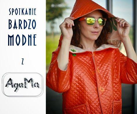 polish brand of fashion AGA MA AGNIESZKA MĘDRZECKA #clothing #woman #polish #fashion #designer #unique #spotkaniabardzomodne