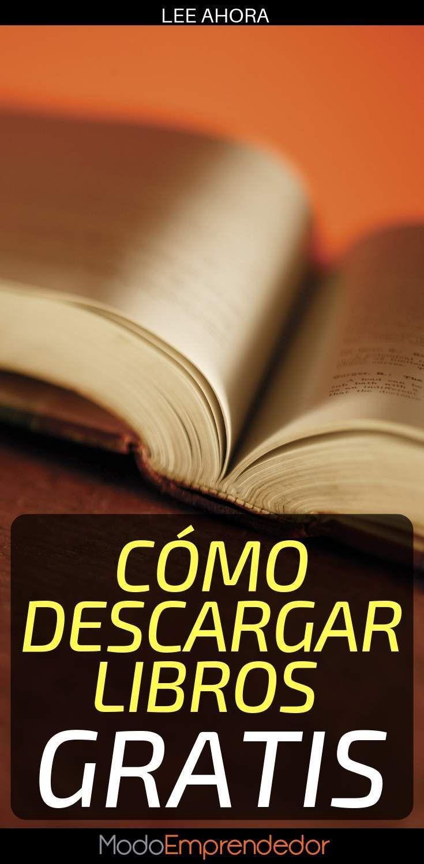 19 Páginas Para Descargar Libros Gratis. ¡A Leer Sin Parar!