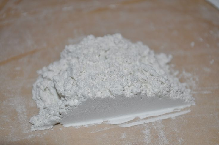A recipe for mineral veil powder without talc or corn