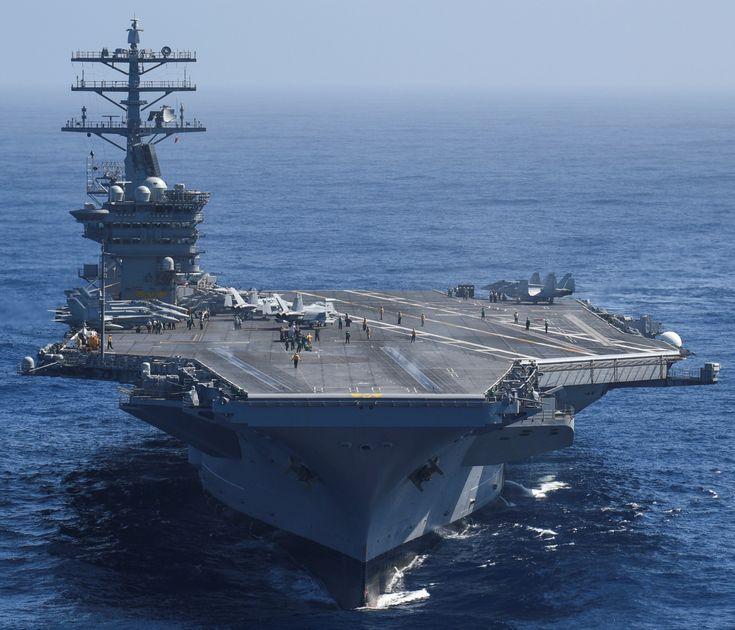 CVN 68 - USS Nimitz