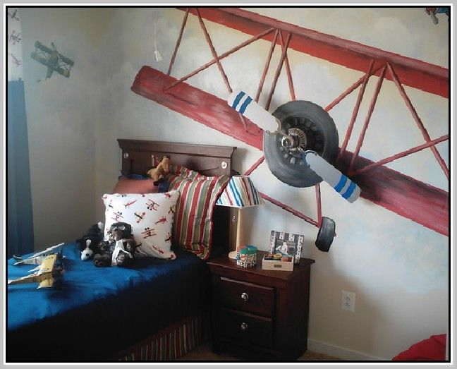 airplane propeller decor real garden pinterest home