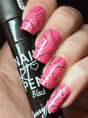 BarryM - Nail Art Pens  I should look into these... cute nails!