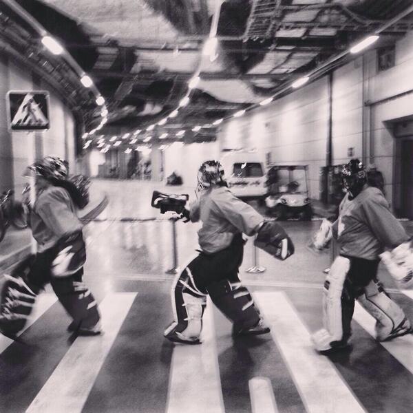 Канадские хоккеистки шли на золотой матч с США в стиле ливерпульской четверки. И это принесло им удачу.
