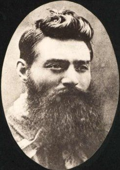 A biography of Australia's most well known outlaw, Ned Kelly, by the Australian National University. Megan@CC