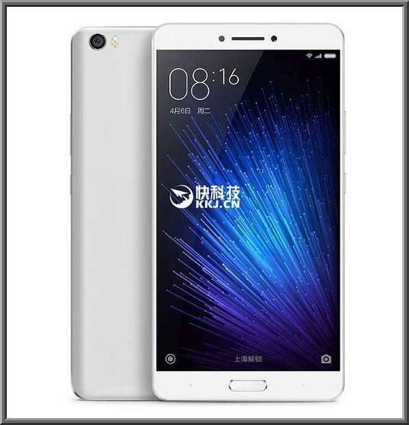 Xiaomi Mi Max Upcoming Smartphone Price and Specifications