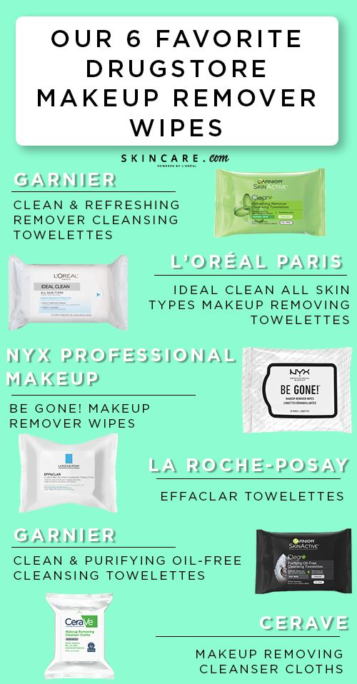 Removing your makeup each night is an important step in your skin care routine, but it doesn't have to be complicated or expensive. Makeup remover wipes can do the job effectively in no time at all. We're sharing our 6 favorite makeup remover wipes that you won't break the bank over. These products from the L'Oréal portfolio of brands can be found right in your local drugstore!