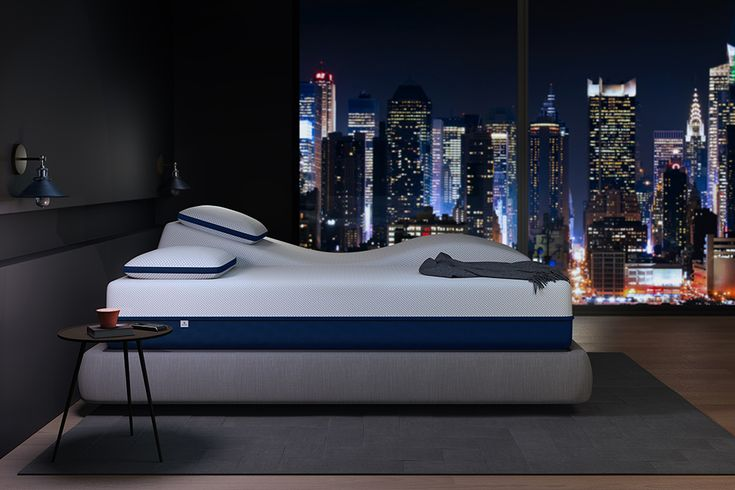 With virtually unlimited ergonomic positions, the Amerisleep Adjustable Bed is the pinnacle of sleep technology. Upgrade to an adjustable bed so you can find the perfect sleeping position every night.