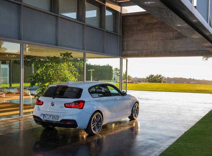 BMW 1 Serisi.