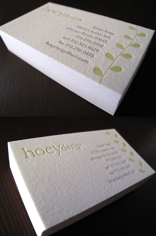 Best Business Card Design Images On   Business Card