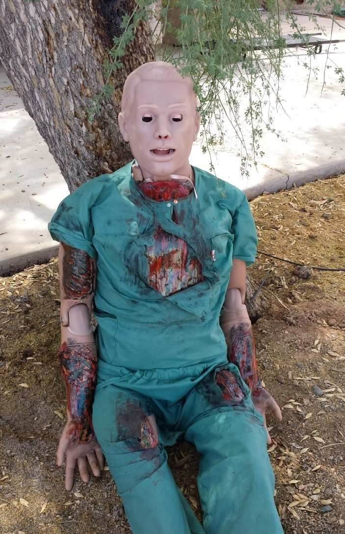 Making Moulage on a Very Tight Budget - Journal of Emergency Medical Services