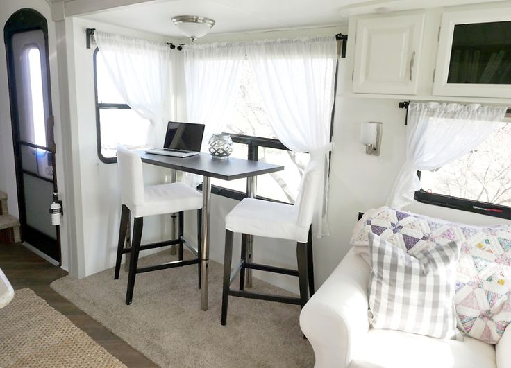 RV Renovation Table/Workspace
