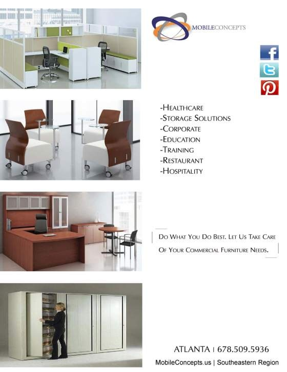 Modern Office #Furniture Solutions For All Sectors #Healthcare #Corporate  #Training #Atlanta