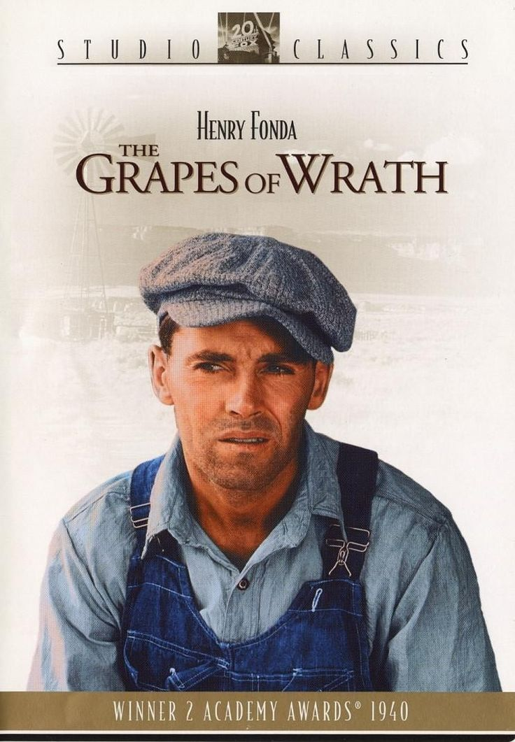 grapes of wrath movie vs book Paradoxically, the grapes of wrath is both an exemplary radical analysis of the   that steinbeck's insight into capitalism illuminates every chapter of the book   towards the end of the film, migrants in their old cars are seen fleeing the dust   especially statements like casy's, which were thought to compare him to  christ.