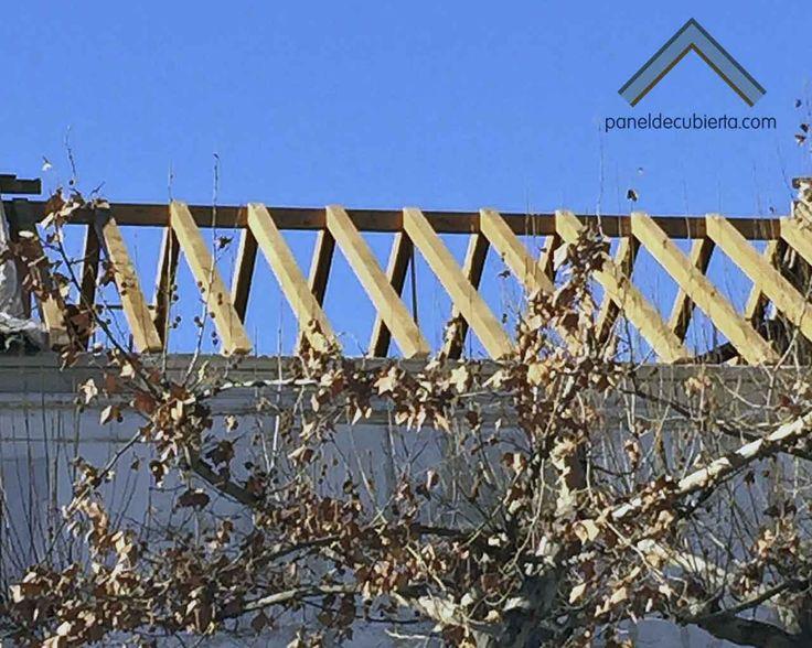 Mejores 212 im genes de panel sandwich de madera para for Aislante para tejados