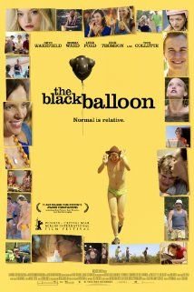 The Black Balloon (2008) Poster - autism as it really is - a no holds barred look at what it means to have an artistic brother or son. terrific Australian film also starring the fantastic Toni Collette ( yes I like Australian films and yes I like Toni Collette) 4/5