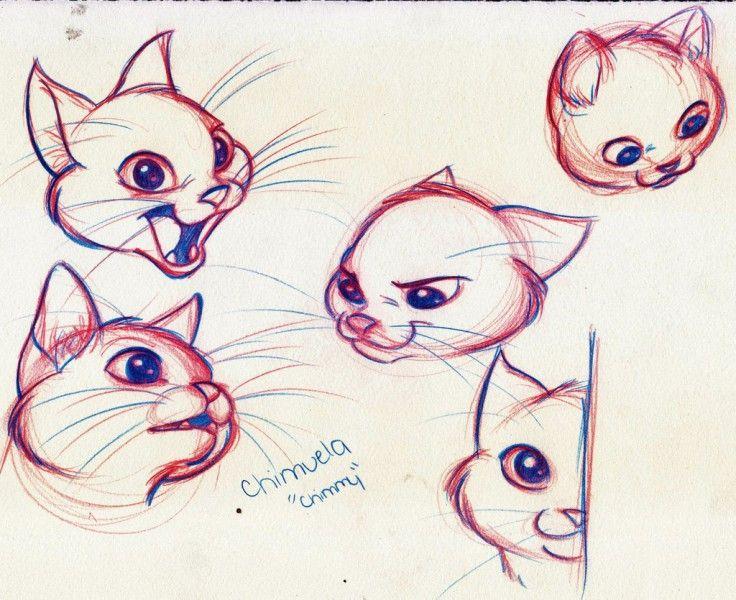 картинки туториалы коты понравилось наружное оформелние