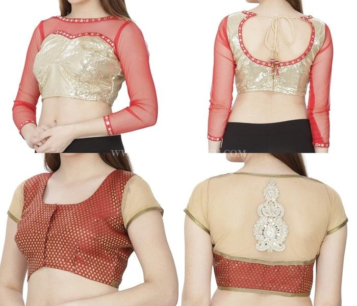 best 25 latest saree blouse designs ideas only on