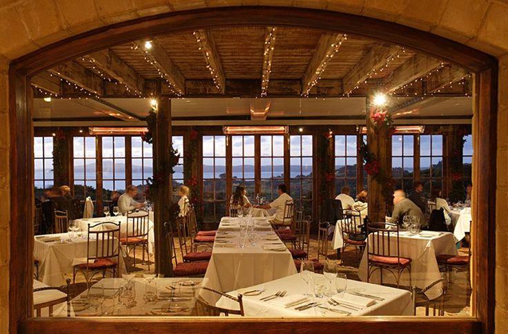 The Restaurant - Mudbrick Vineyard and Restaurant - Waiheke Island - New Zealand