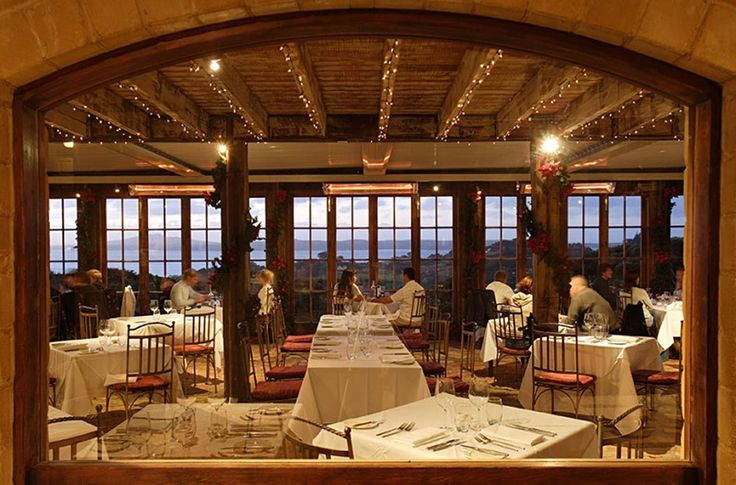 The restaurant mudbrick vineyard and