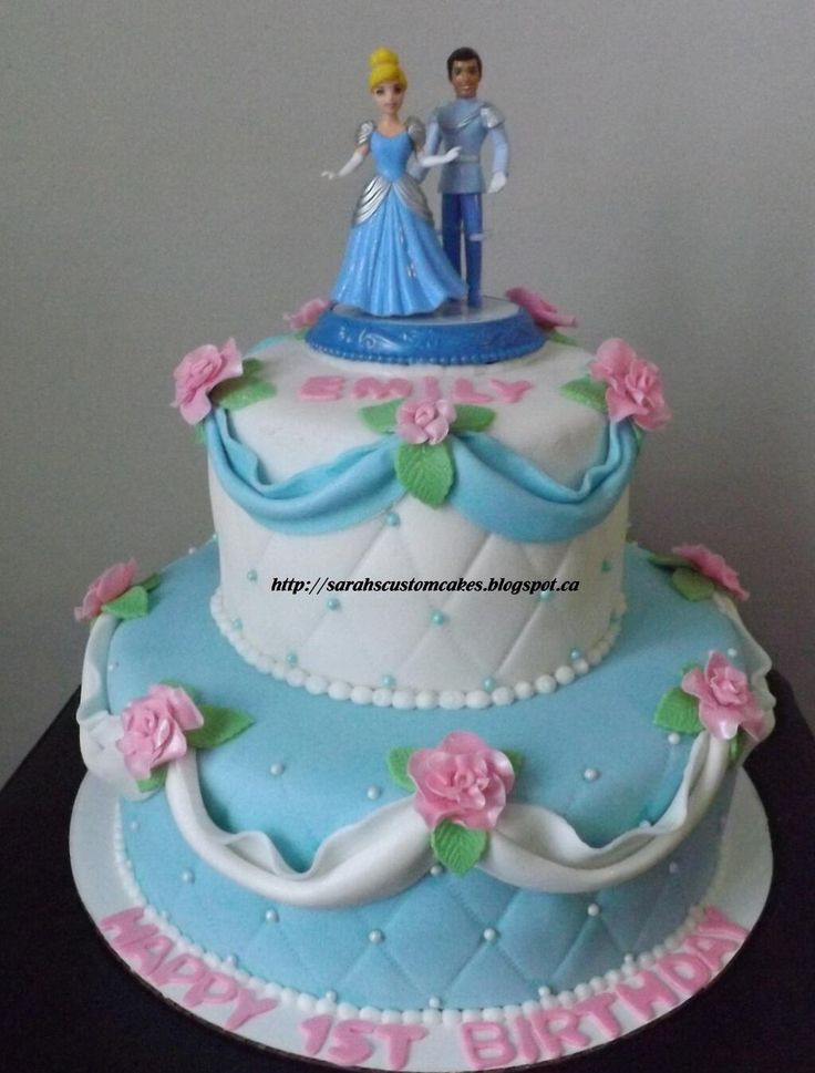 #Cinderella #Birthday cake pic.twitter.com/deUcXDVJkw