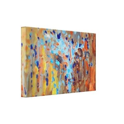 $106 Spring Original Painting