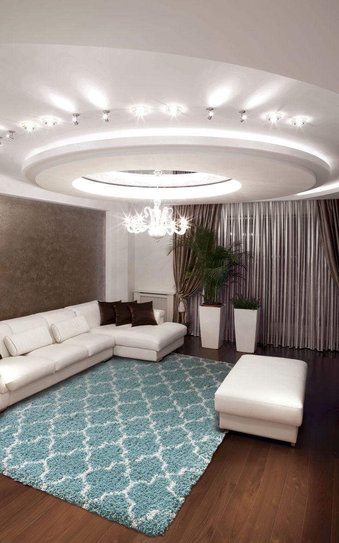 "Bedroom 10x10 Size: AMOR2 Rug - Color: Aqua; Size: 7'10"" X 10'10"""