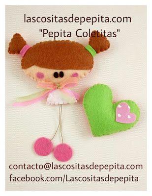 Las cositas de Pepita: Nuevo Personaje en Las Cositas de Pepita