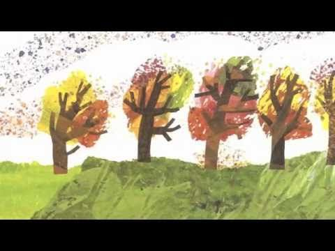 The Tiny Seed ~ YouTube reading soft music and gentle voice for the reading