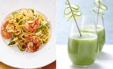 Chili-Putenbrust auf Fenchel-Oliven-Salat - Low carb Rezepte für jeden Tag - > zum Rezept: Chili-Putenbrust auf Fenchel-Oliven-Salat Bild: © Deutsches Geflügel