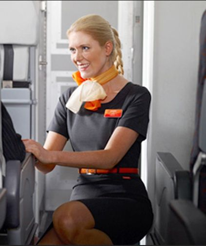 Is air hostess a safe job
