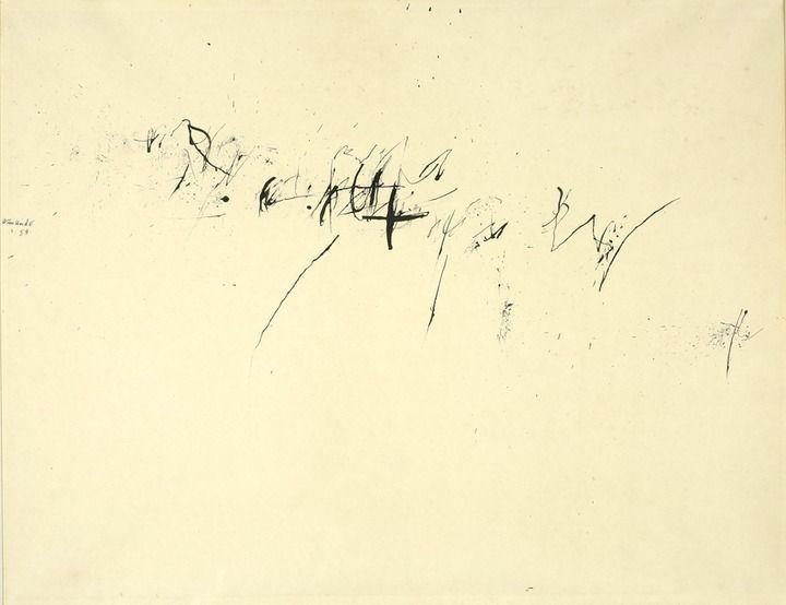 Armando, Zonder titel 1959 (nr. 281)