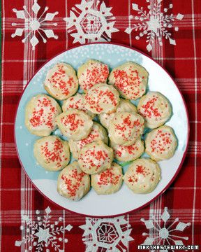 These angelettis are a timeless dessert cookie that all your guests will love, no matter what age.