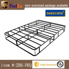ZBS Cheap Metal Bed Frame, Adult Twin Full Queen King Bed, American Style Beds frame