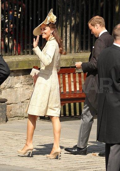 #Kate Middleton attending Princess Zara's wedding