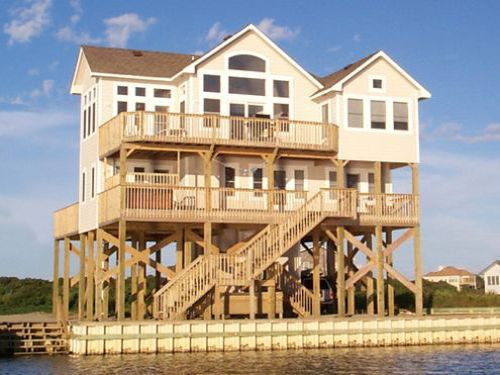 Quot Beach House Quot Pamlico Peace In Frisco Nc Outer Banks Of