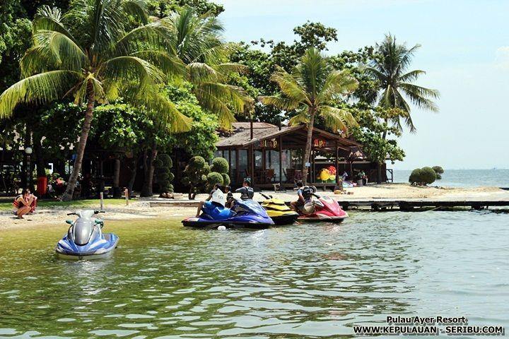 Pulau Ayer   Wisata Pulau Terdekat Dari Jakarta