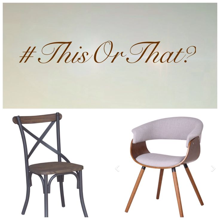 #ThisOrThat - Which style are you fond of?