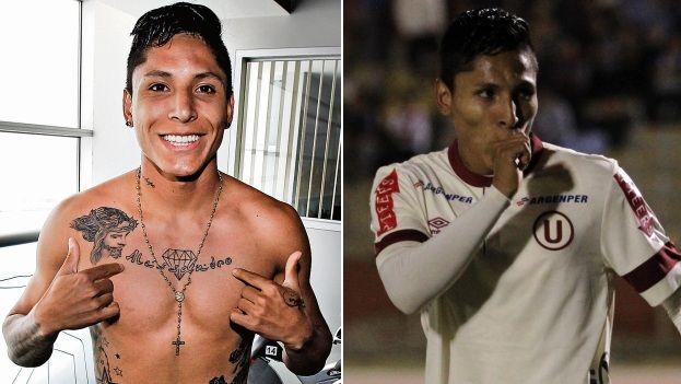Universitario: el nuevo tatuaje de Raúl Ruidíaz tiene nombre y apellido #Depor